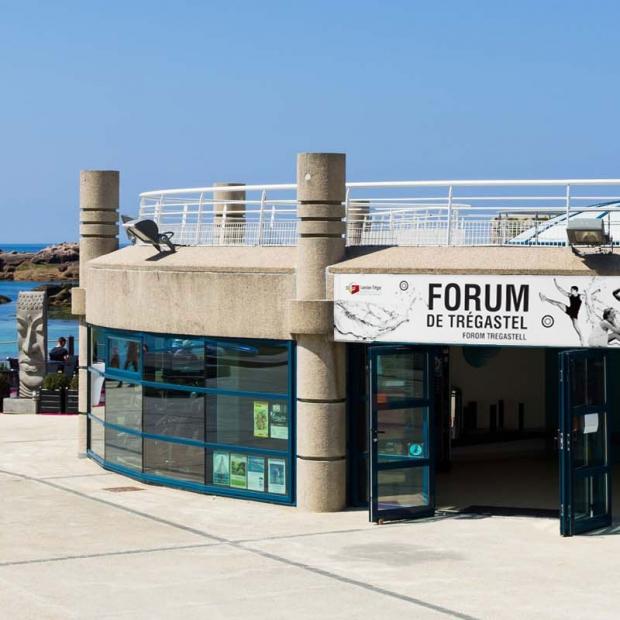 Forum De Tregastel La Mer N A Jamais Autant Fait Pour Vous